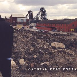 Jimmy Andrex – Northern Beat Poetry (CD)