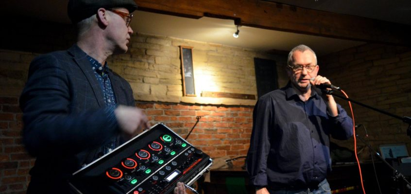Northern Beat Poets – CD launches in Wakefield